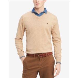 Tommy Hilfiger-Men's V-Neck Sweater